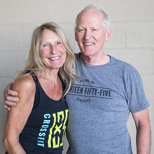 Linda & Paddy Stewart